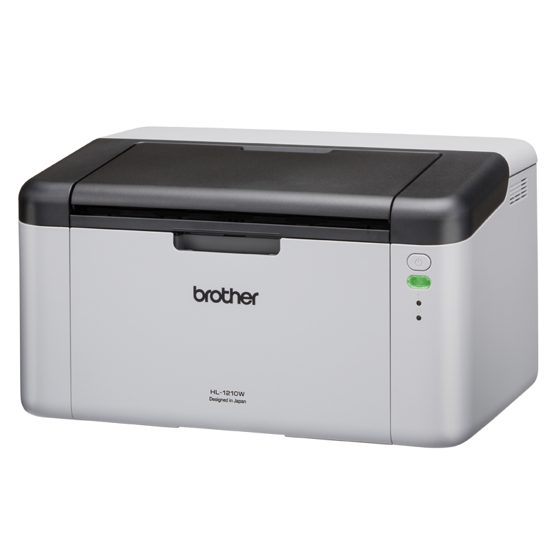 Máy in Wifi Brother HL-1211W, Laser trắng đen