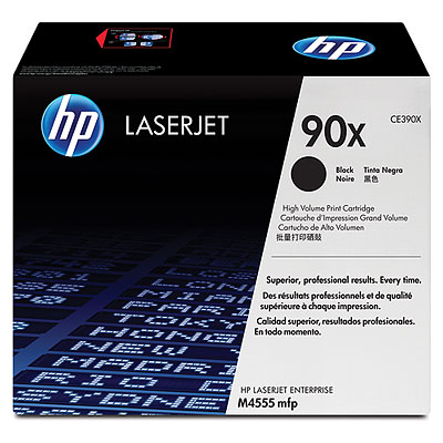 Mực in HP 90X Black LaserJet Toner Cartridge (CE390X)